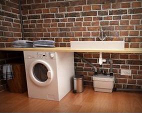 Pompe de relevage machine à laver