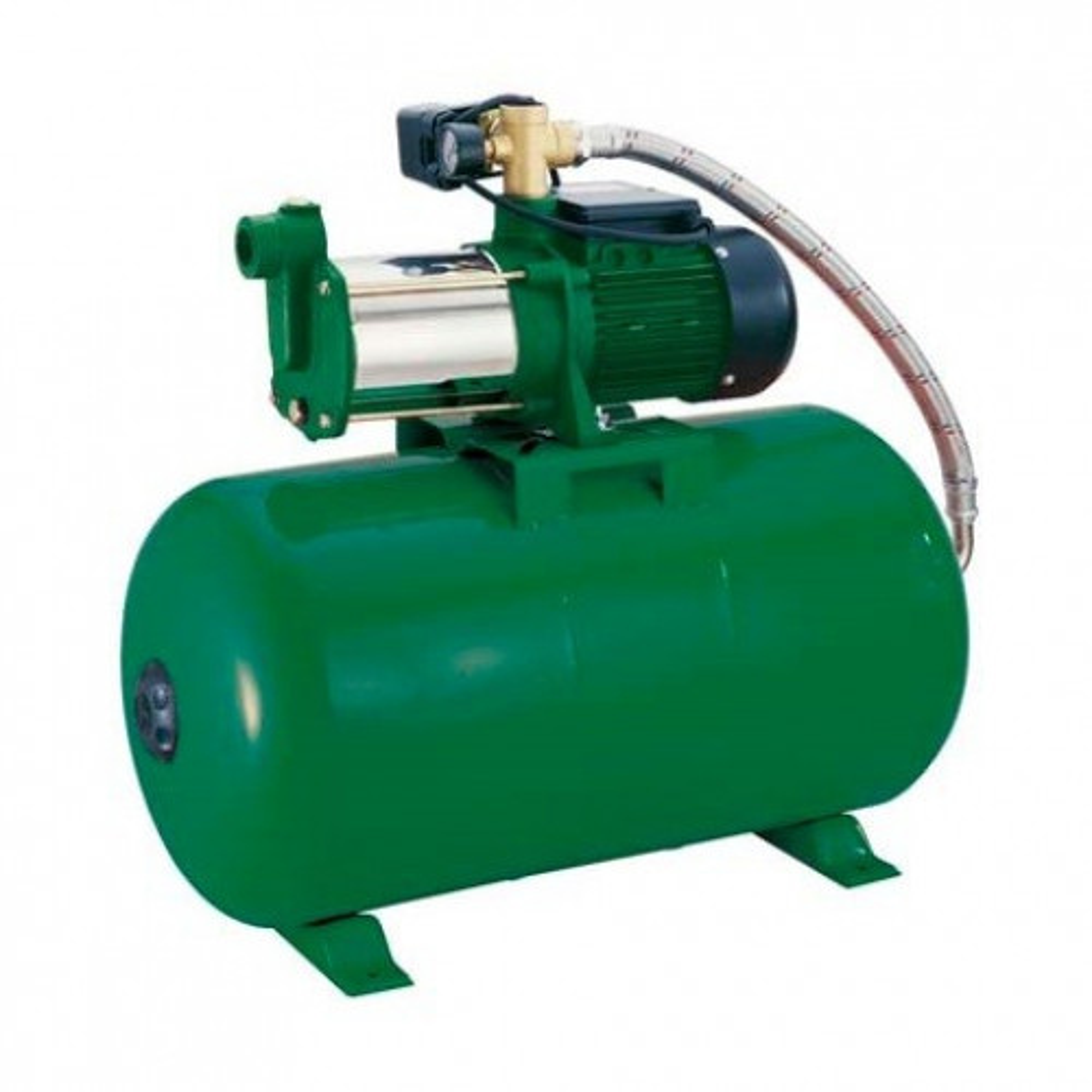 Ribiland pompe surpresseur 5 turbines 5400 l h 5 8 bar pompe surpresseur pompe eau - Pompe a eau surpresseur ...