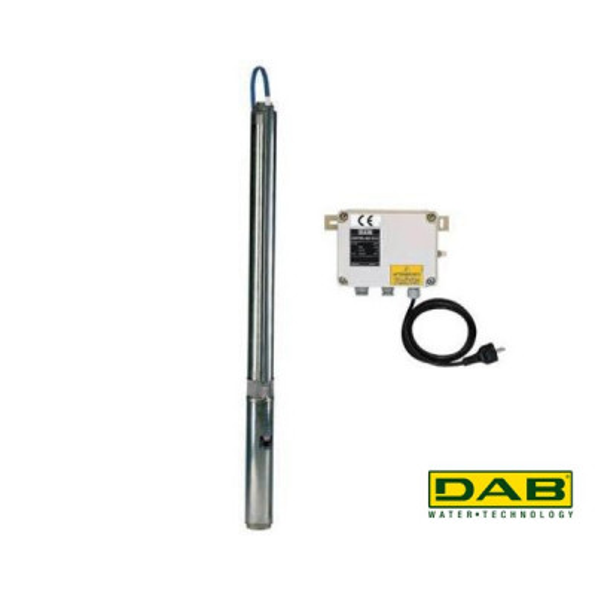 DAB S4C 9M Pompe immergée kit
