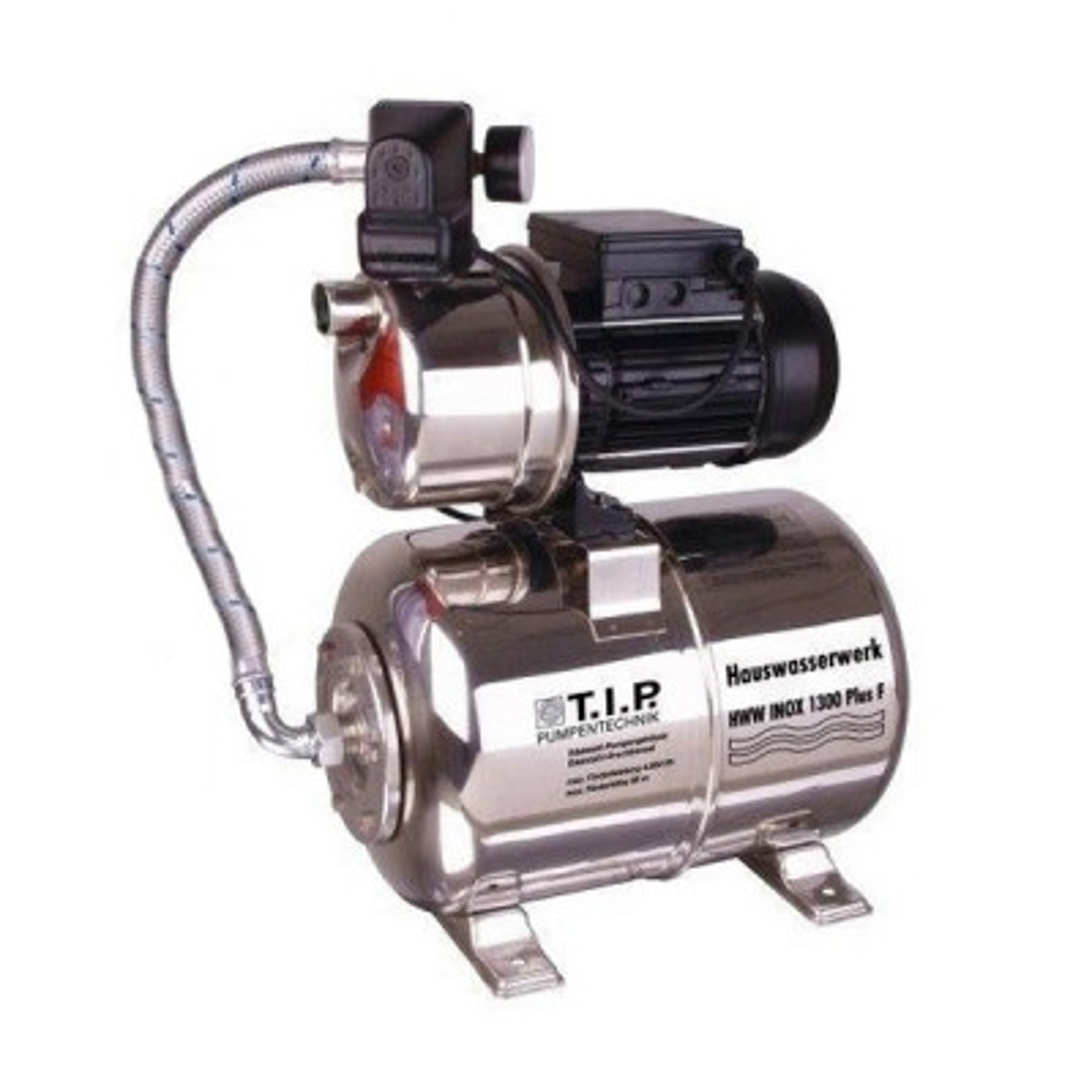 HWW INOX 4350 Pompe surpresseur