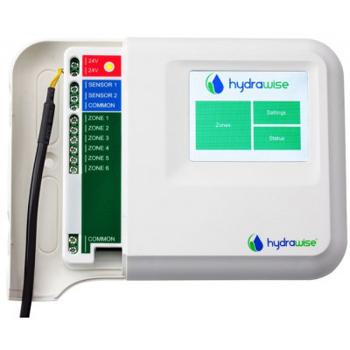 Programmateur d'arrosage - Hunter Hydrawise HC601 WIFI 6 zones