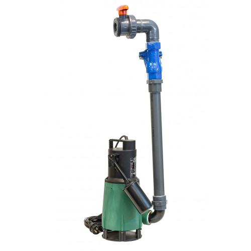PEHD 412/1200 - 160 litres