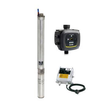 DAB S4 2/10 M KIT AD Plus M/M 1.1 Pompe de forage automatique