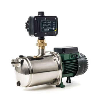 DAB EuroInox 30/30 M + DAB Control-D + Câblage