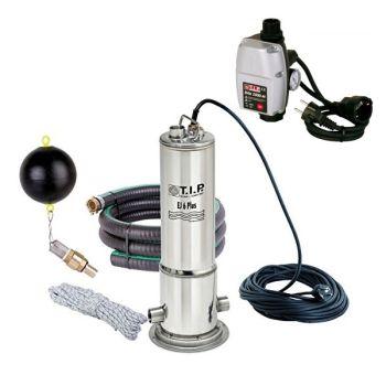 EJ6 Plus + BRIO Pompe à eau de pluie