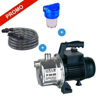GP 4500 INOX Pompe de surface kit