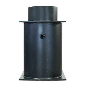 Station de relevage PEHD 1000/1400 (Deux pompes) - Kit complet