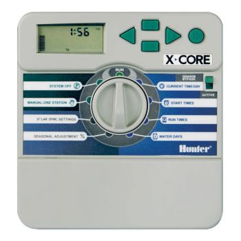 Programmateur d'arrosage - Hunter X-Core 601i