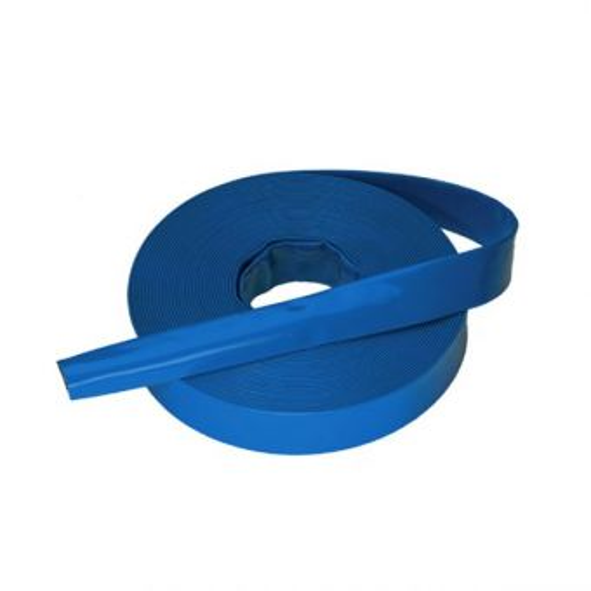"""Tuyau de refoulement plat 20 m - 1,5"""" (40 mm)"""