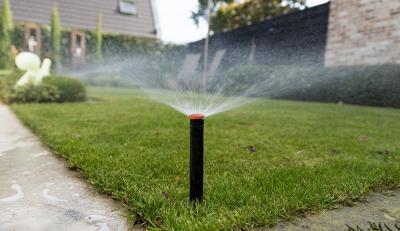 Évitez le gaspillage d'eau potable avec un surpresseur